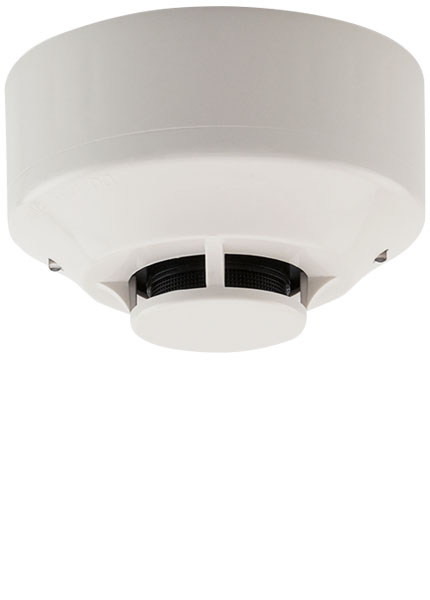 Smoke detector in fire alarm system in Sunny Isles Beach, FL