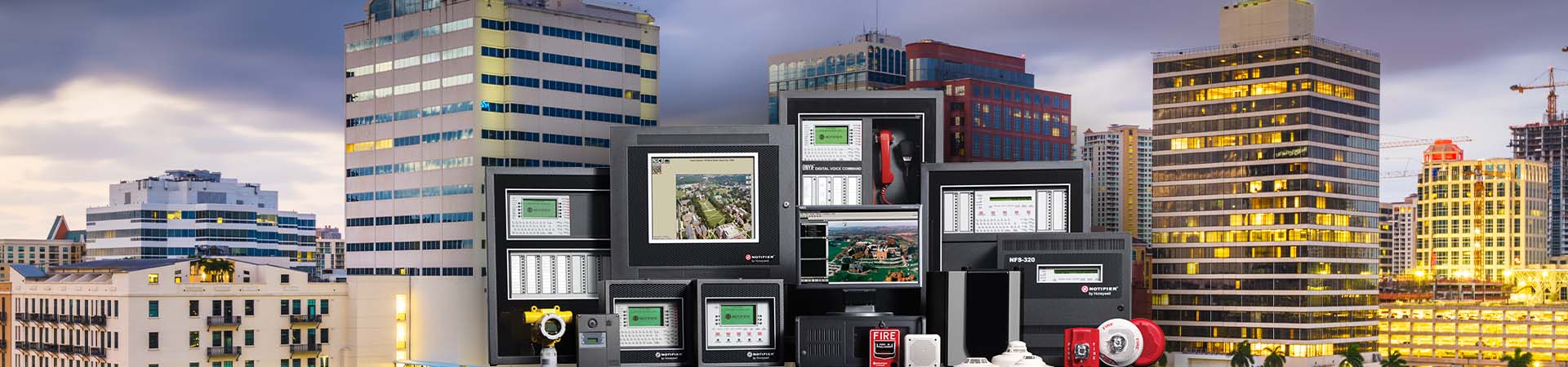 Commercial Alarm Systems in Fort Lauderdale, Hollywood, FL, Miami Beach